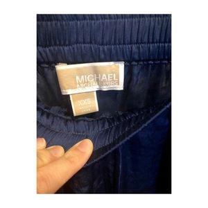 Michael Kors Pants - Michael Kors Women Navy Joggers